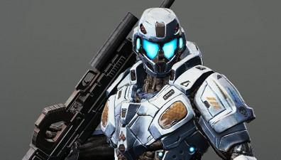 Gameloft - NOVA 2 - Main Character