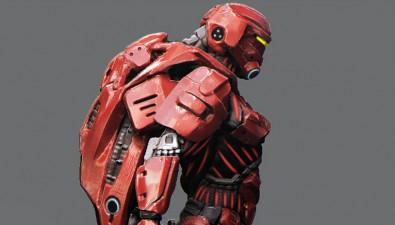 "Gameloft - ""NOVA 2"" - Ranged Jetpack Concept"